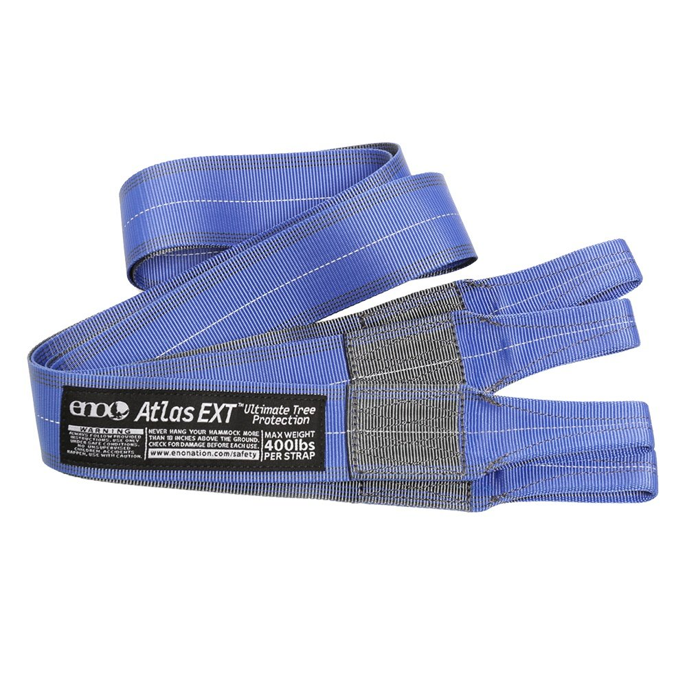 Eagles Nest Outfitters Atlas EXT Straps - Charcoal/Royal