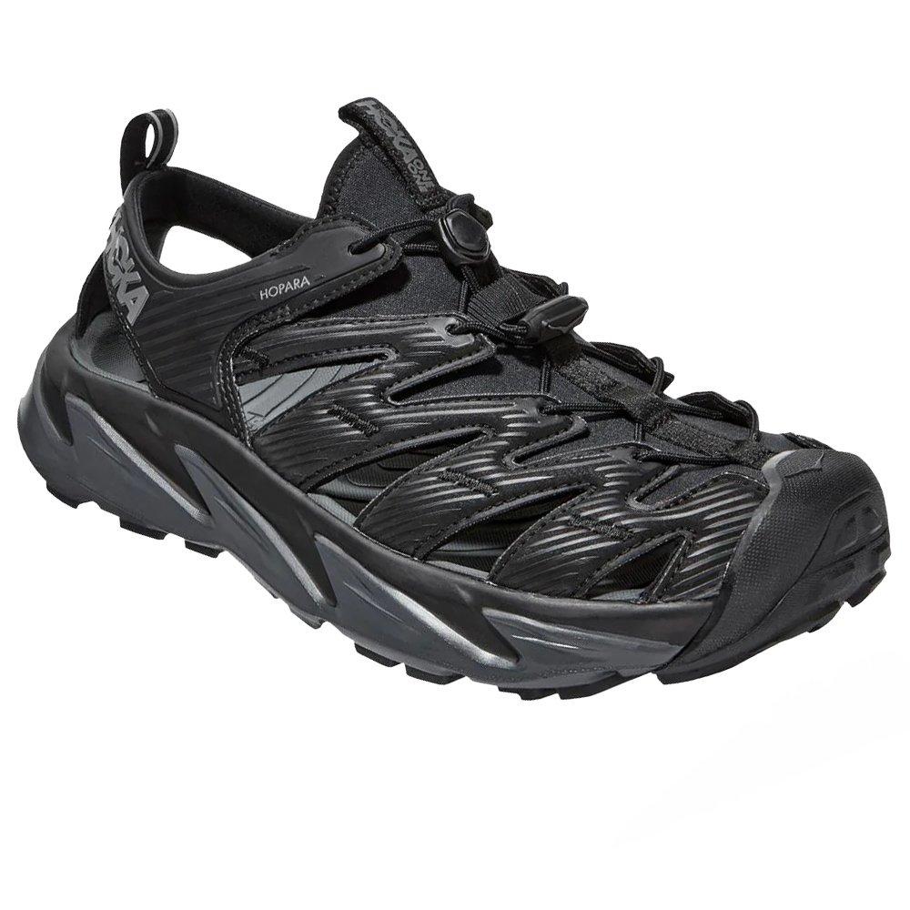 Hoka One One Hopara Water Shoe (Men's) - Black/Dark Shadow