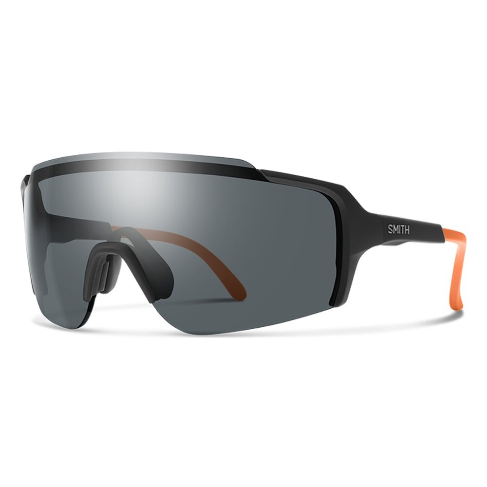 Smith Flywheel Sunglasses - Matte Black/Cinder