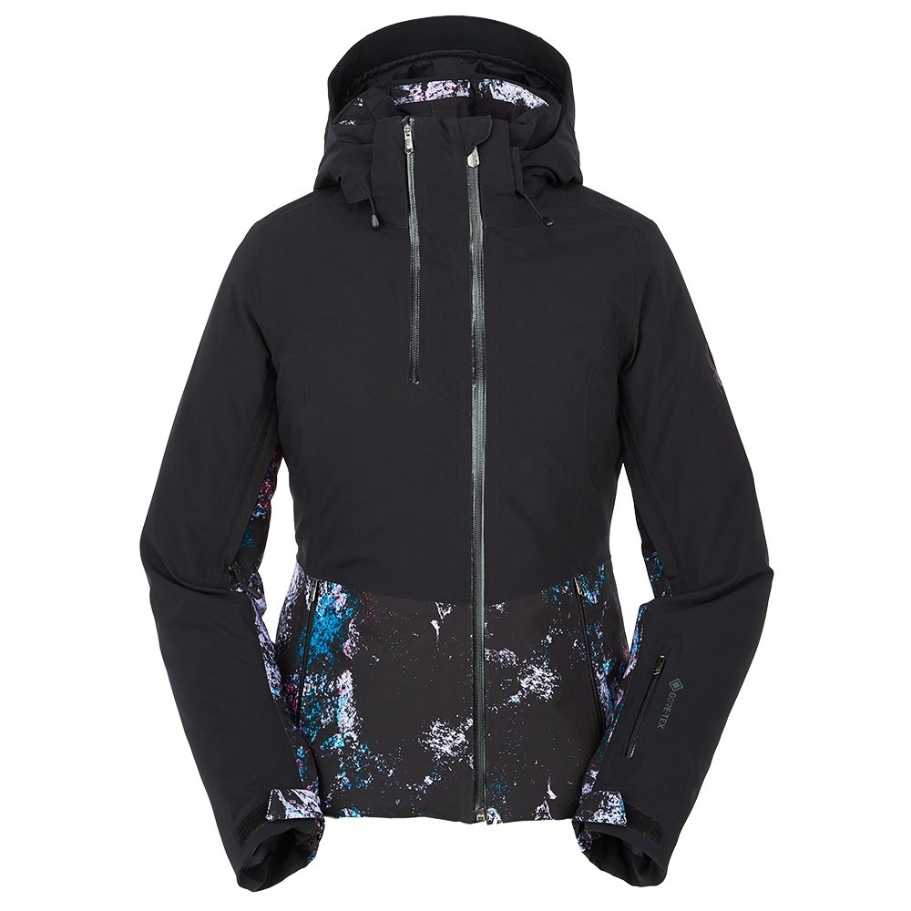 Spyder Inspire GORE-TEX Insulated Ski Jacket (Women's) - Black
