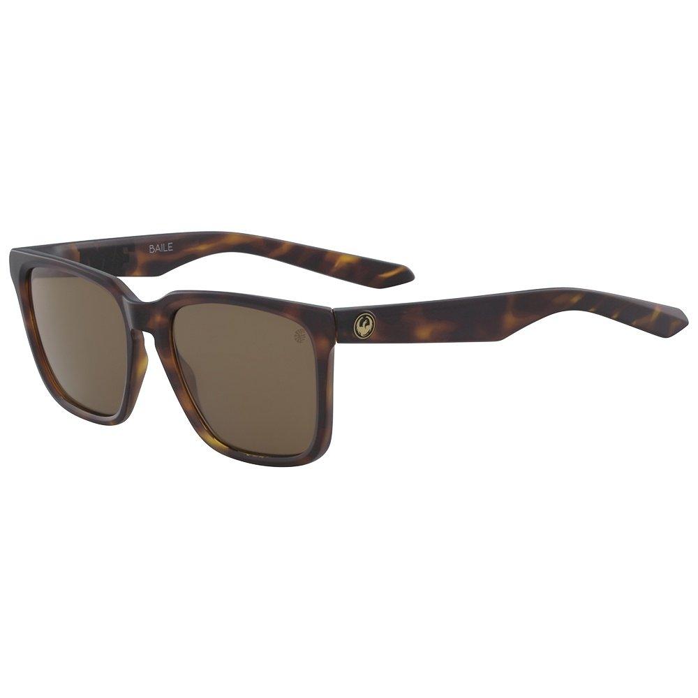 Dragon Baile LL Polar Sunglasses - Matte Dark Tortoise