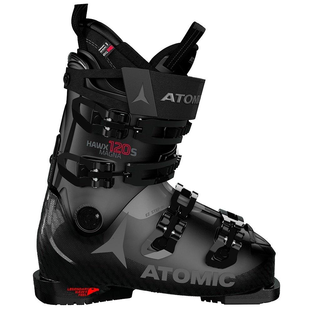 Atomic Hawx Magna 120 S Ski Boot (Men's) - Black/Red
