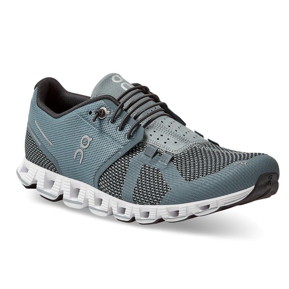 On Cloud Running Shoe (Women's) - Tide/Magnet