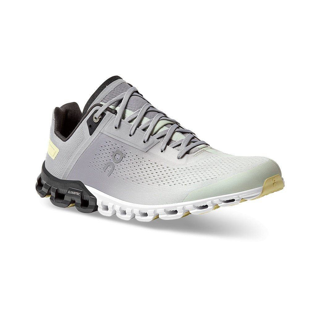 ON Cloudflow Running Shoe (Men's) - Alloy/Magnet