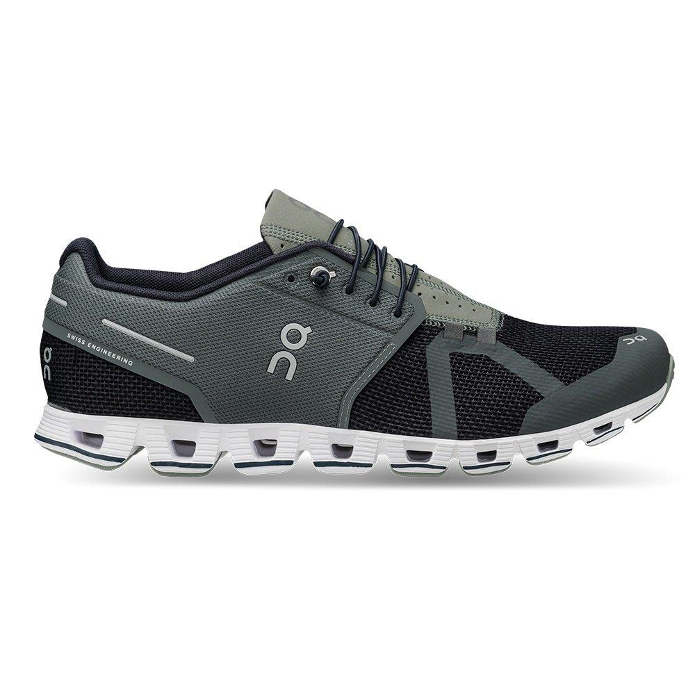 ON Cloud Running Shoe (Men's) - Lead/Black