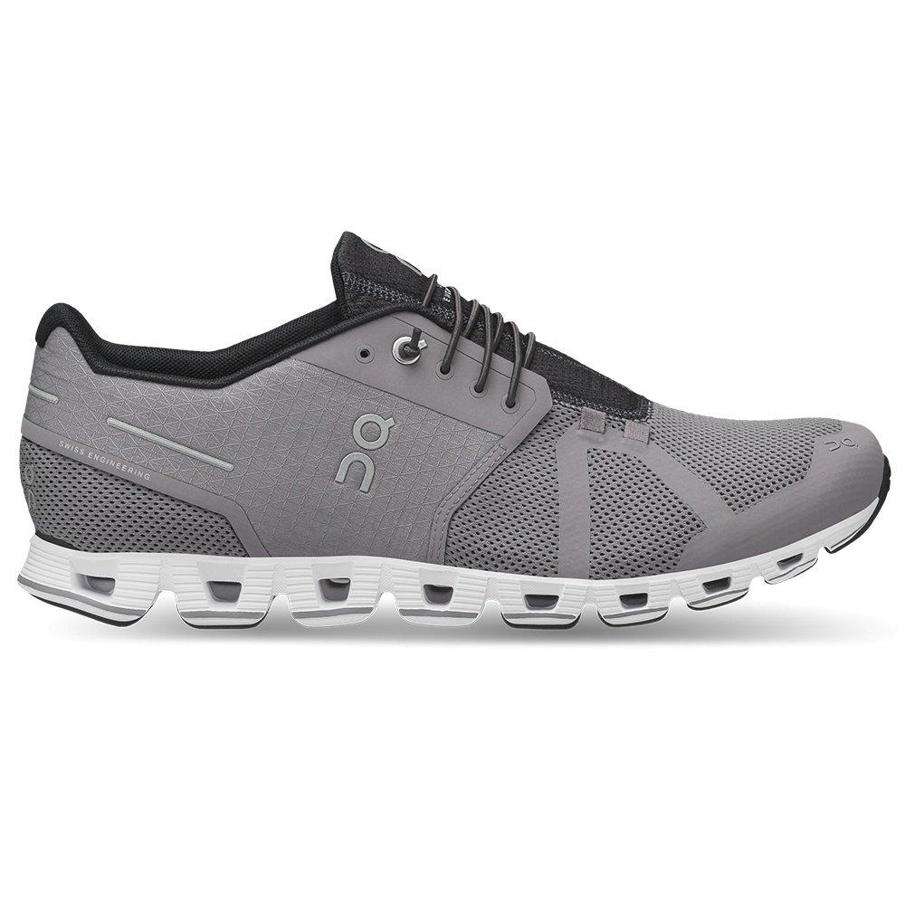 ON Cloud Running Shoe (Men's) - Zinc/White
