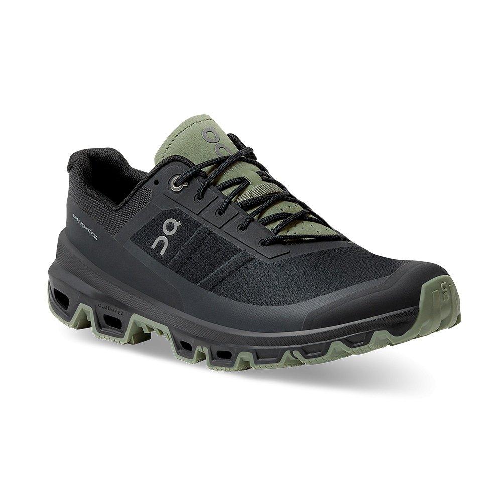 On Cloudventure Trail Running Shoe (Men's) - Black/Reseda