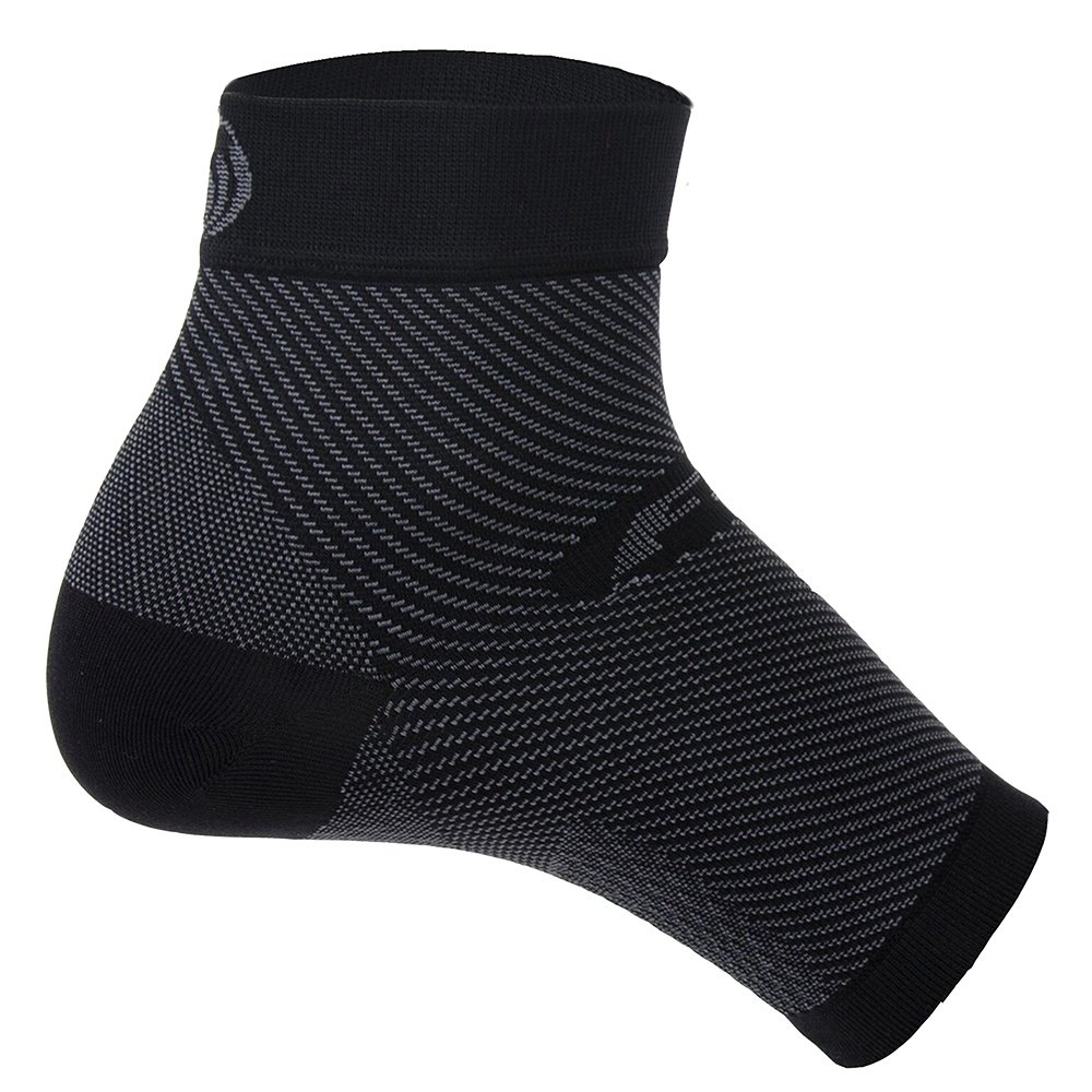 0S1st FS6 Performance Foot Sleeve - Black