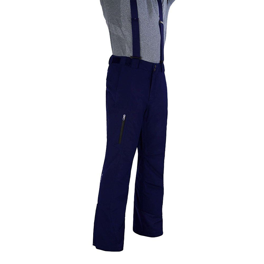 Fera Selkirk Insulated Suspender Ski Pant (Men's) - Indigo