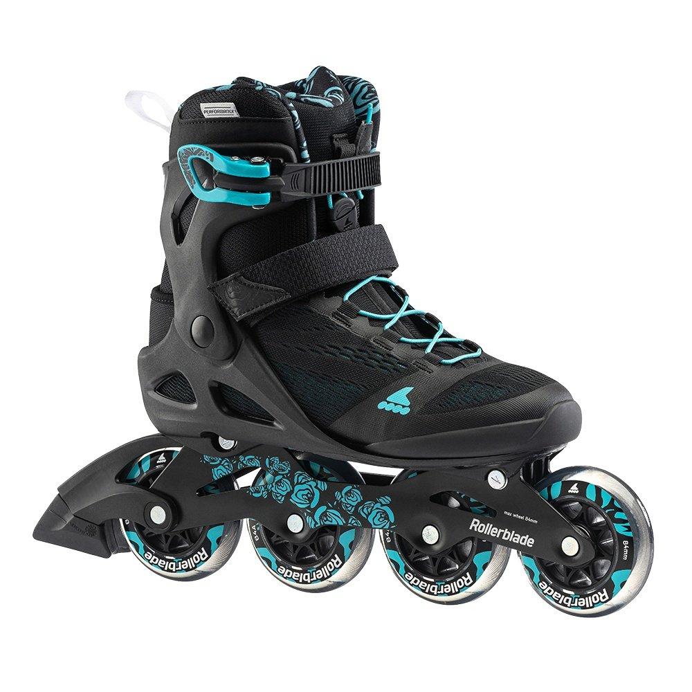 Rollerblade Macroblade 84 LE Inline Skate (Women's) - Blue/Black