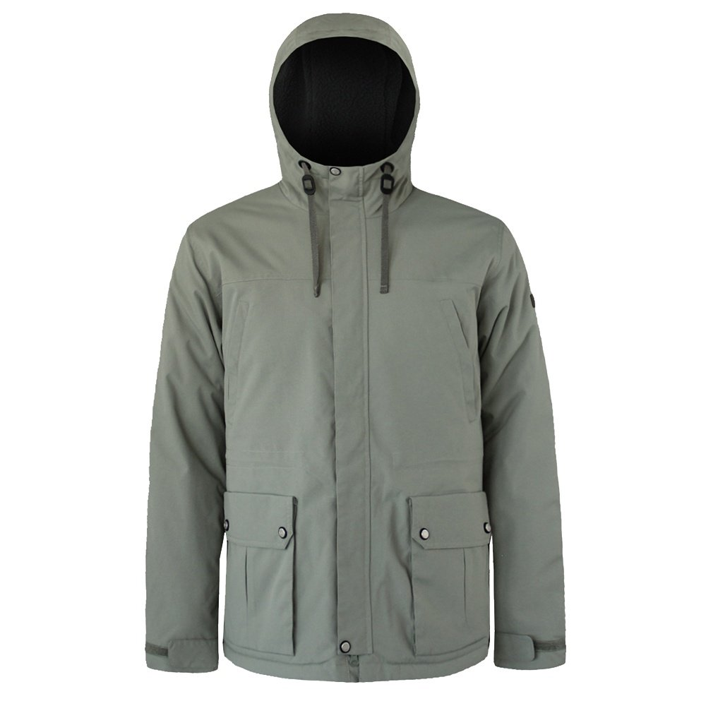 Boulder Gear Peddler Insulated Ski Jacket (Men's) - Organic Garden