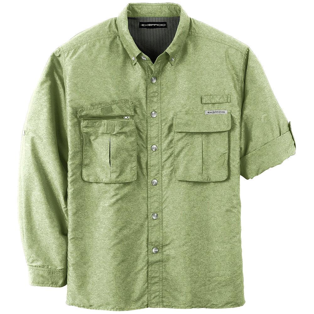 exofficio air strip lite uv protection long sleeve shirt
