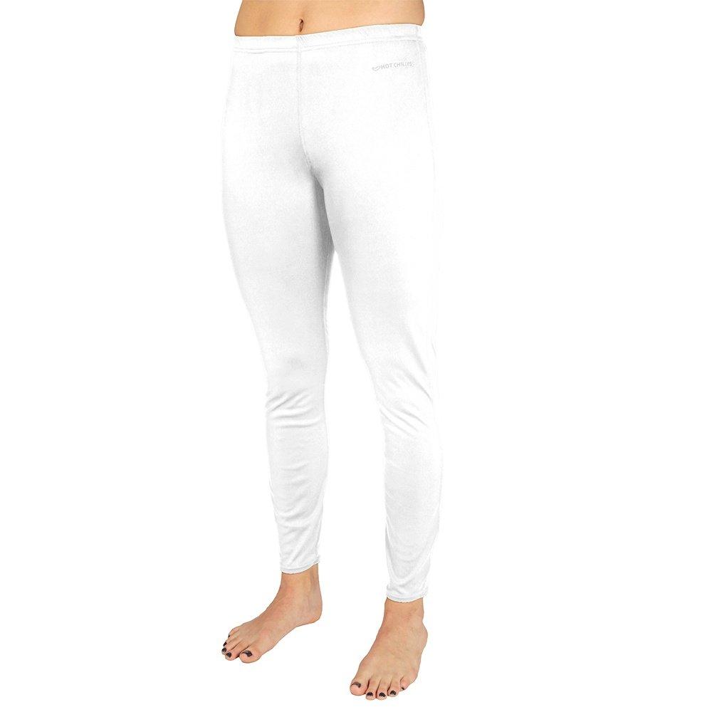 Hot Chillys Low Rise Baselayer Bottom (Women's) - White