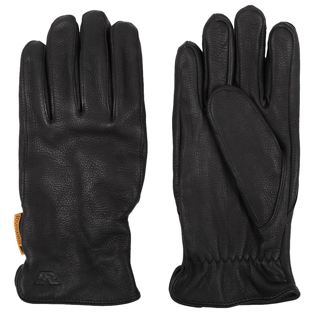 Gordini Deerskin Lavawool Gloves (Women's) - Black
