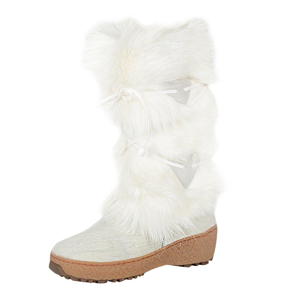 Regina Imports Anna Boot (Women's) - White