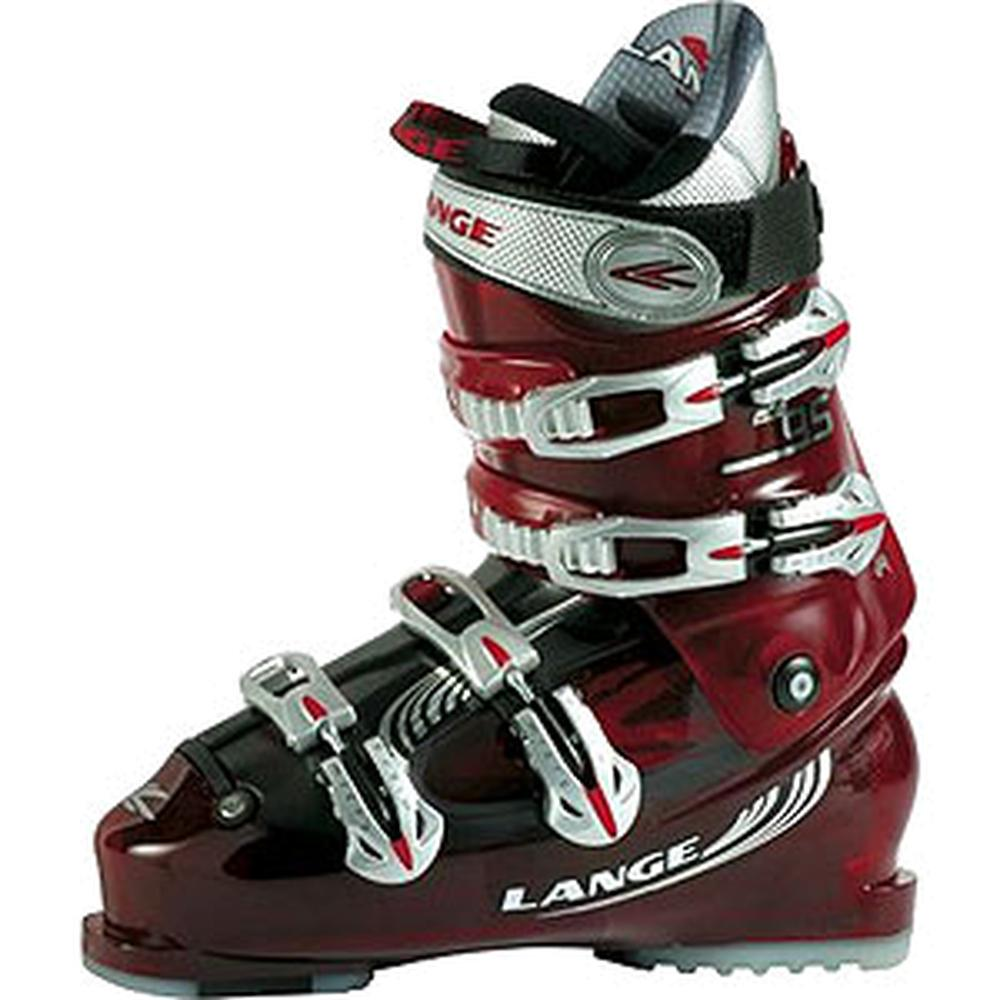 Lange Concept 95 Ski Boots Men S Peter Glenn