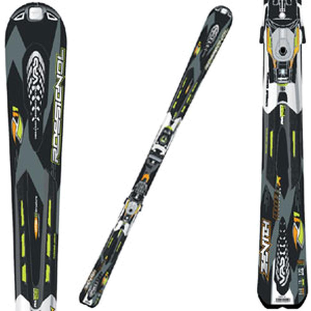 Rossignol Zenith 11 Mutix Ski System With Axial 140 Ti