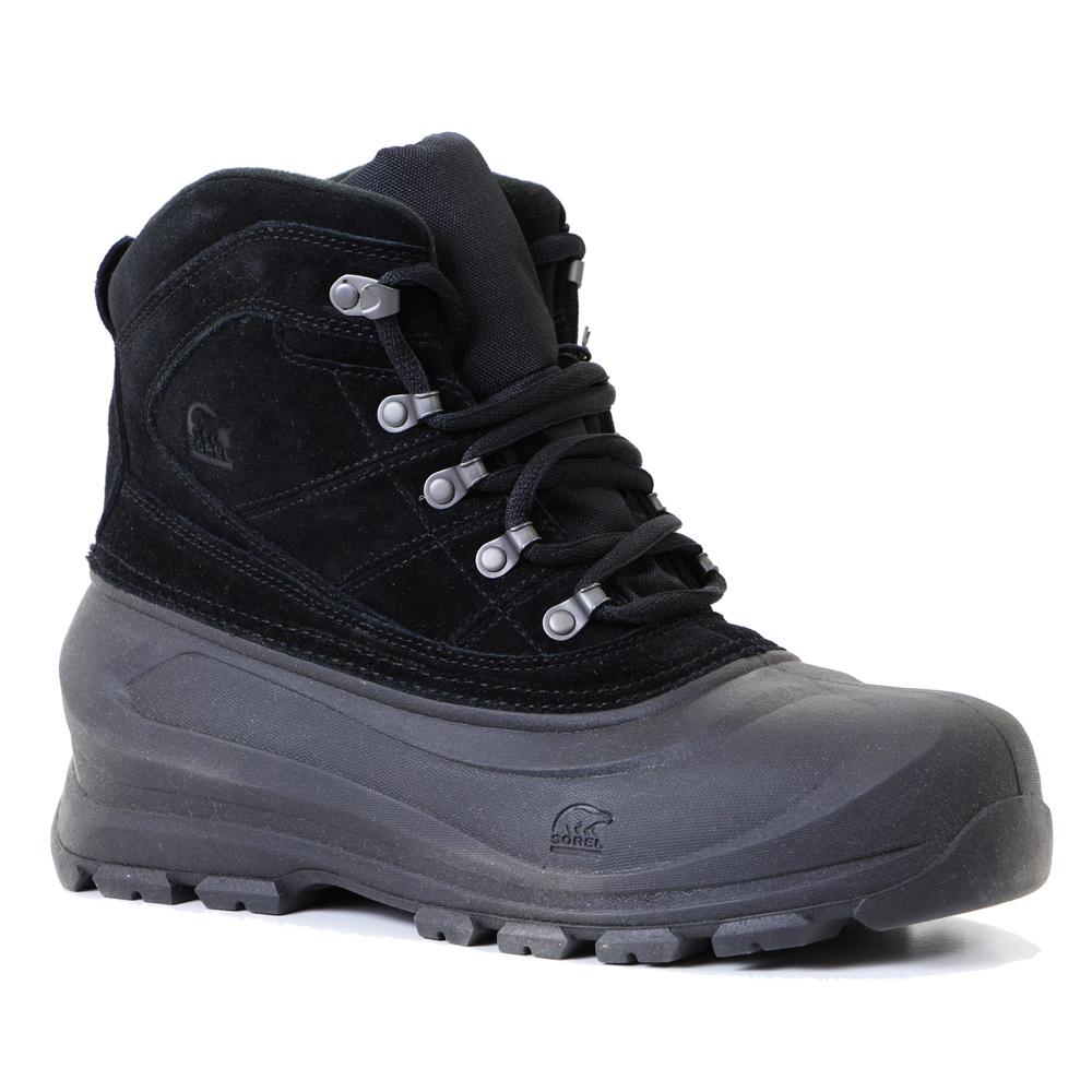 Sorel Cold Mountain Boot (Men's) - Black
