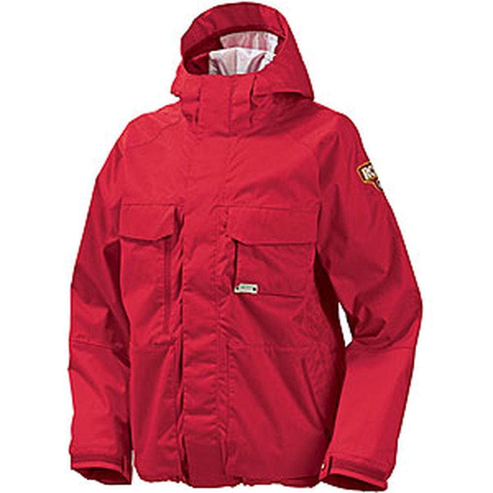 Burton Ronin Als Hooded Snowboard Jacket Men S Peter Glenn