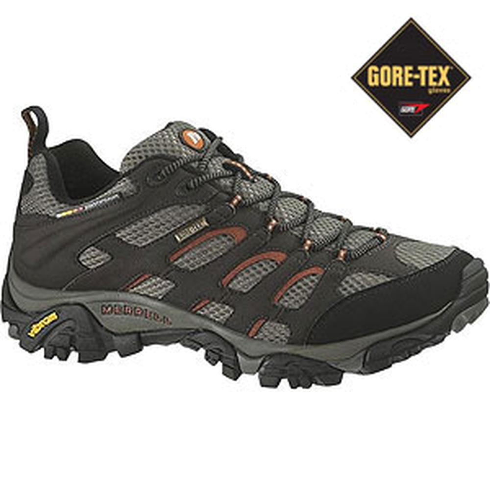 Merrell Moab Gore Tex 174 Xcr Hiking Shoe Men S Peter Glenn