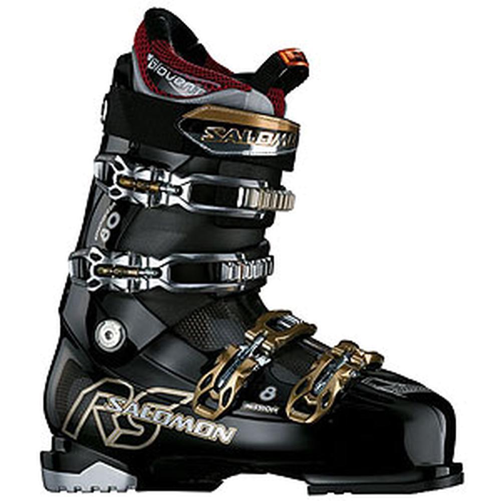 Salomon Mission Rs 8 Ski Boots Men S Peter Glenn