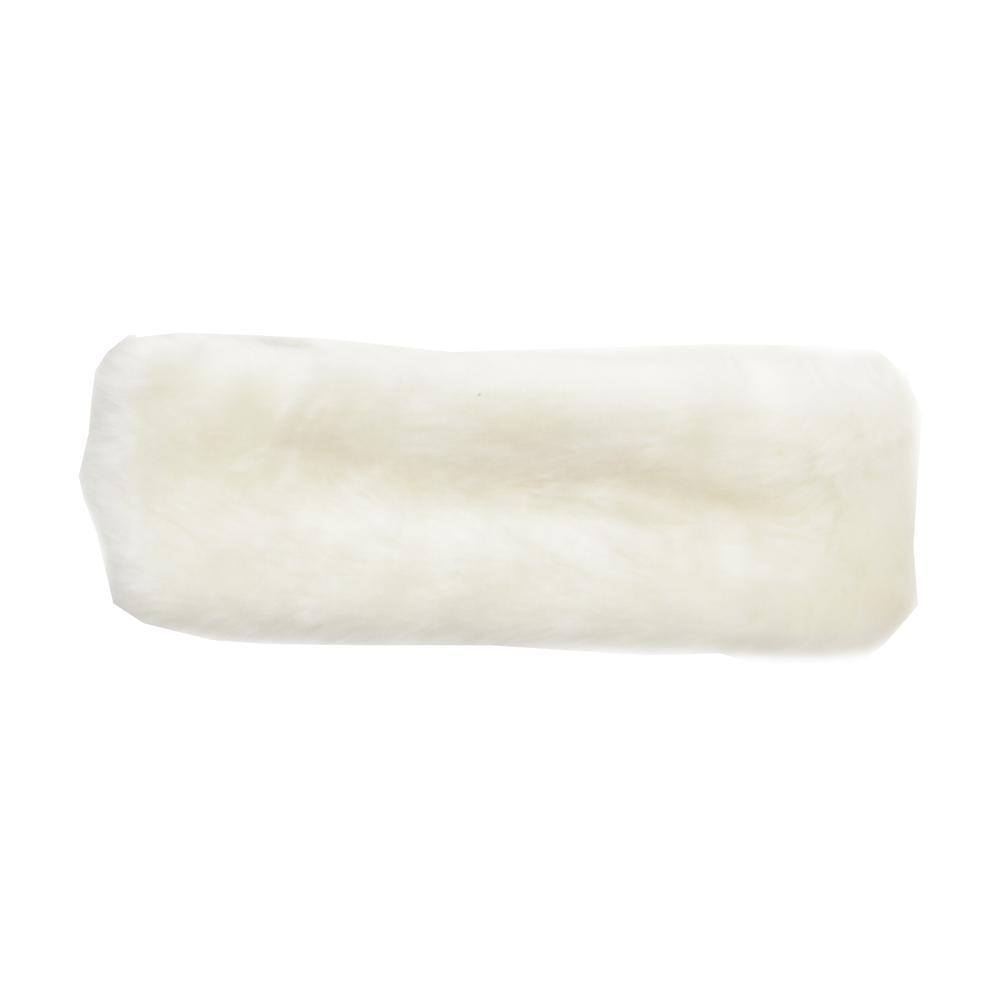 Turtle Fur Fancy Fur Headband (Women's) - White
