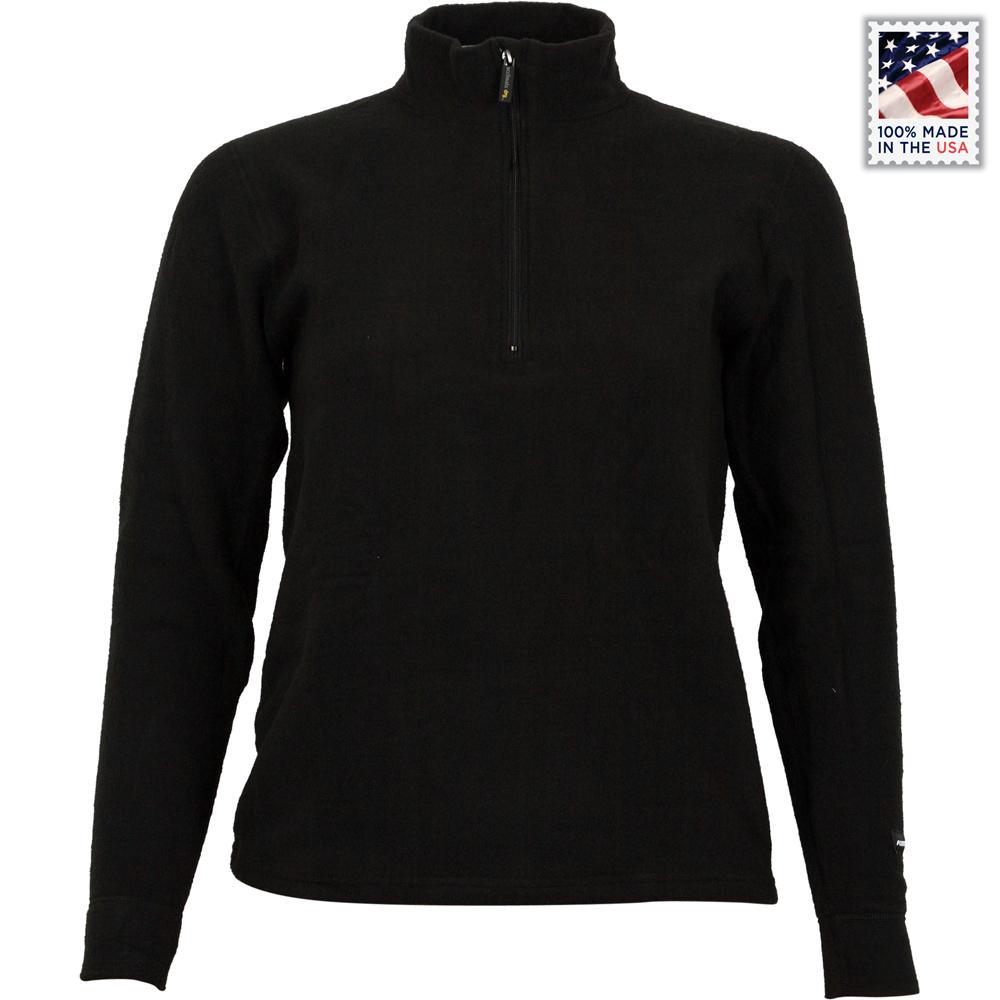 Polarmax Quattro Zip Baselayer Top (Kids') -