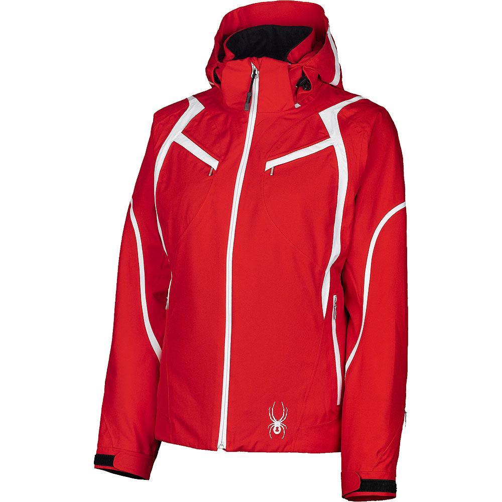 Spyder ski jacket womens