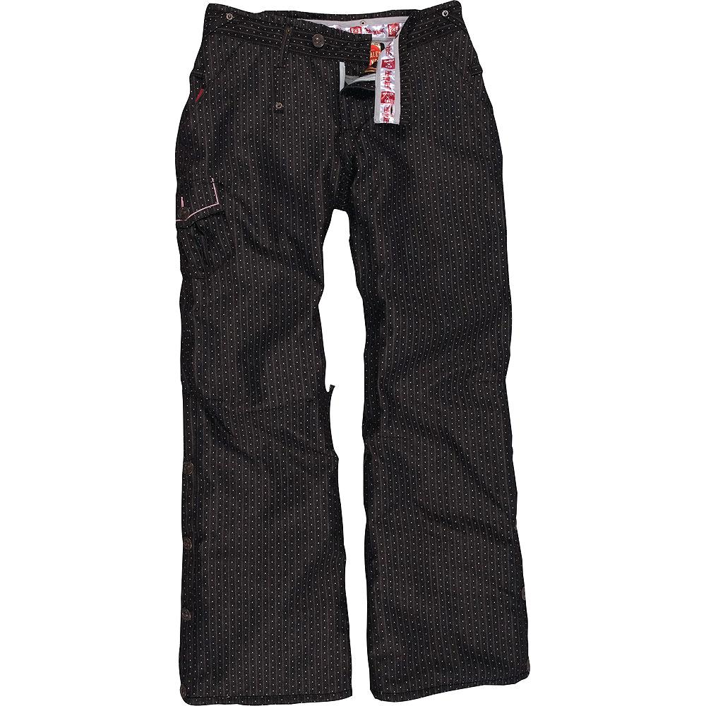 686 Levis Demi Boot Insulated Snowboard Pant Womens