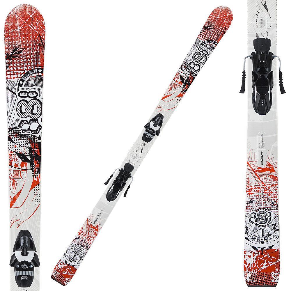 Elan 888 Alpine Skis Peter Glenn