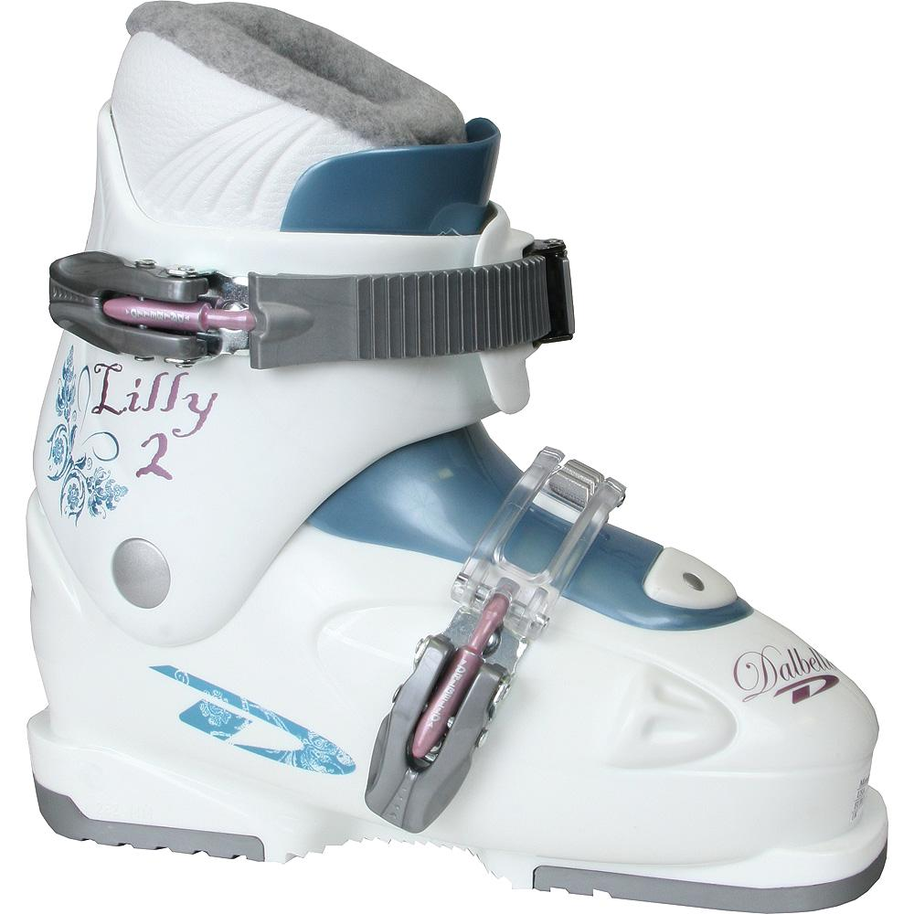Dalbello Lily 2 White Ski Boots (Junior) - White