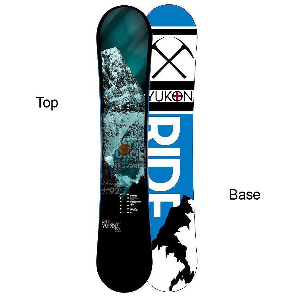 Ride Yukon All-Mountain Snowboard