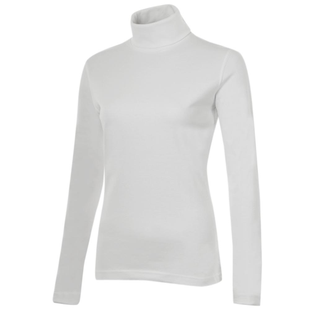 Meister Turtleneck (Women's) - White