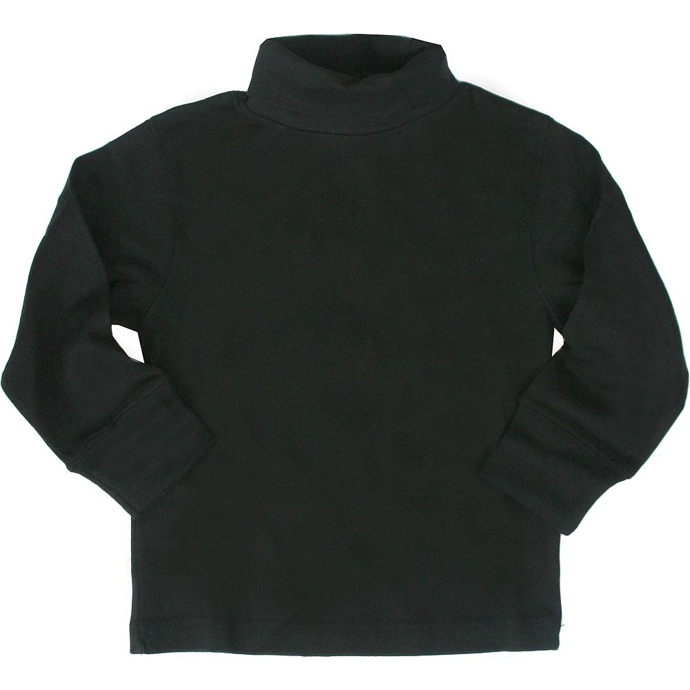 Meister Turtleneck (Kids') - Black