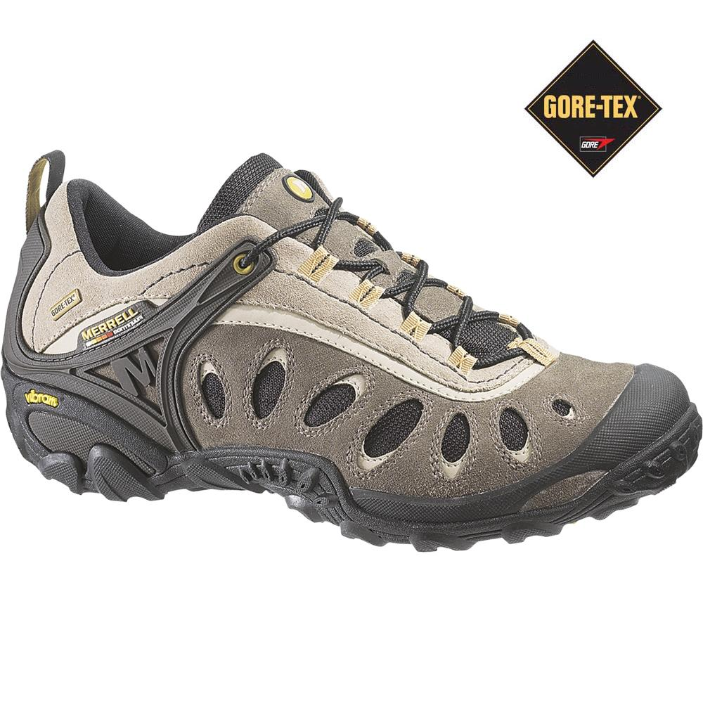 Merrell Men S Chameleon Ventilator Gore Tex Hiking Shoe