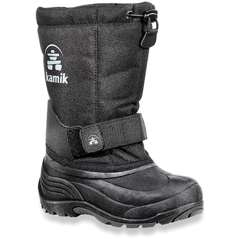 Kamik Rocket Winter Boots (Kids') - Black
