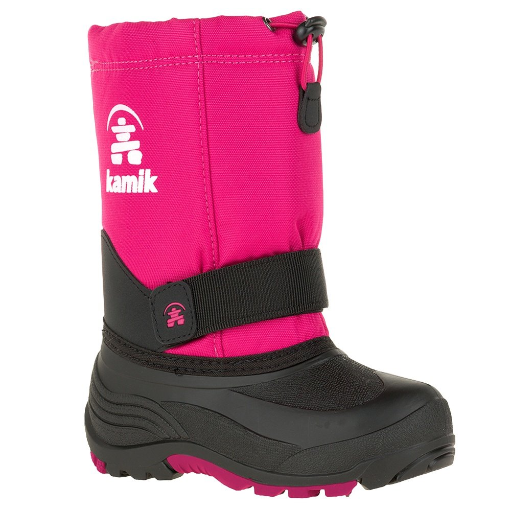 Kamik Rocket Winter Boots (Kids') - Bright Rose