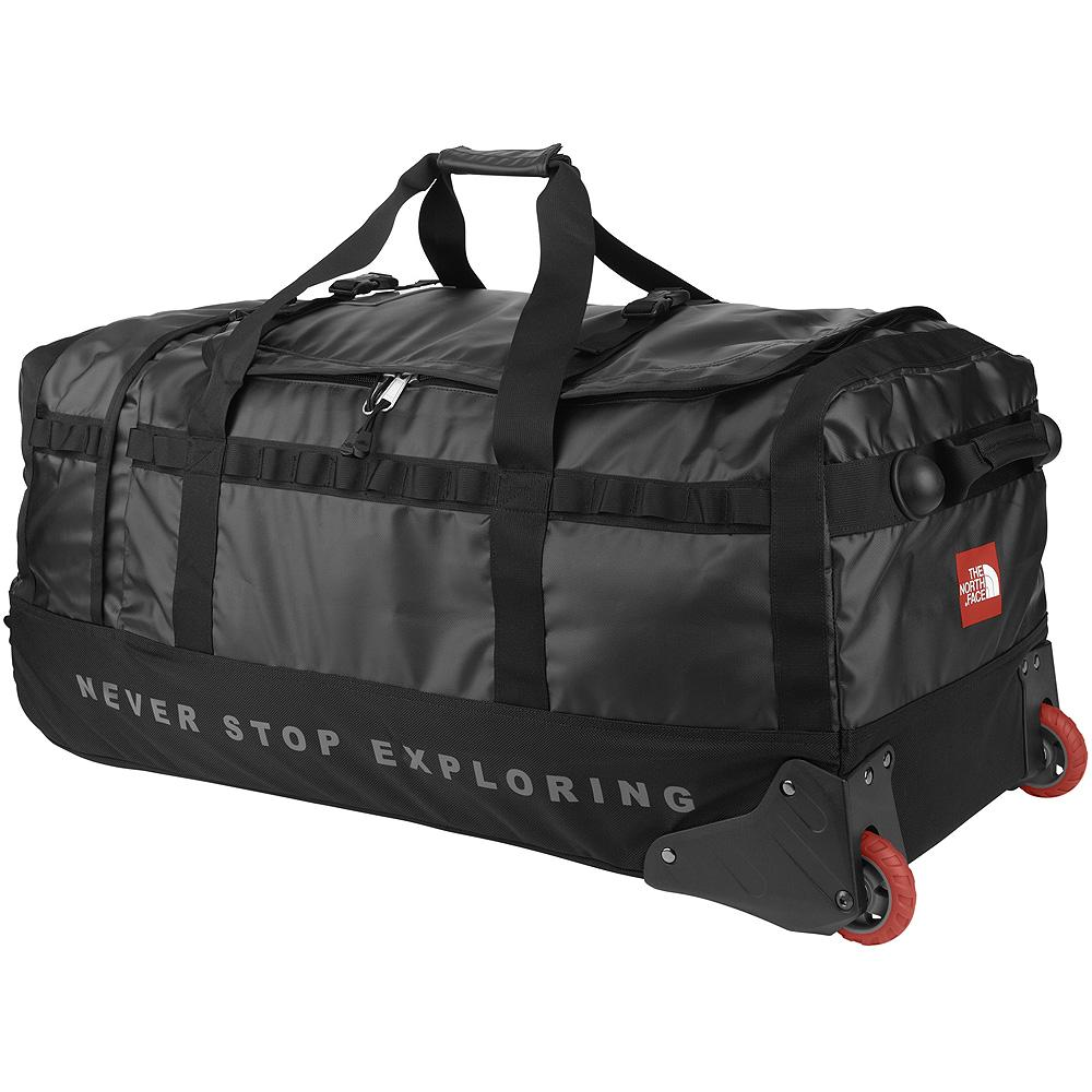the north face rolling thunder rolling duffel bag peter. Black Bedroom Furniture Sets. Home Design Ideas