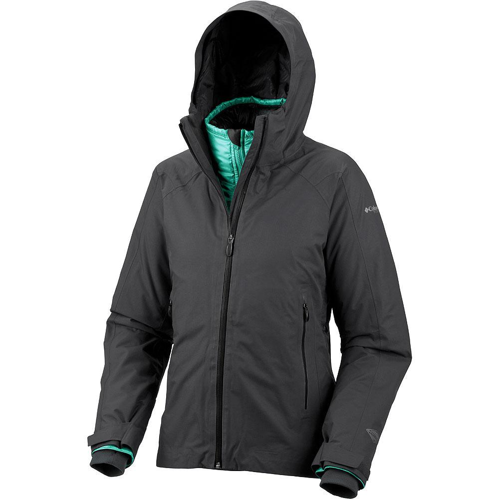 Columbia Frosty Forest Jacket Omni Heat Women S