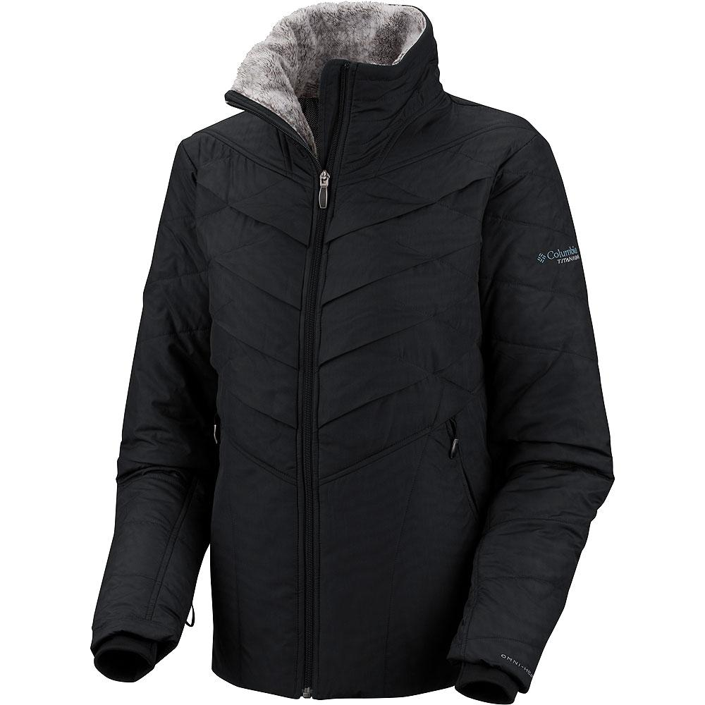 Columbia omni heat women jacket