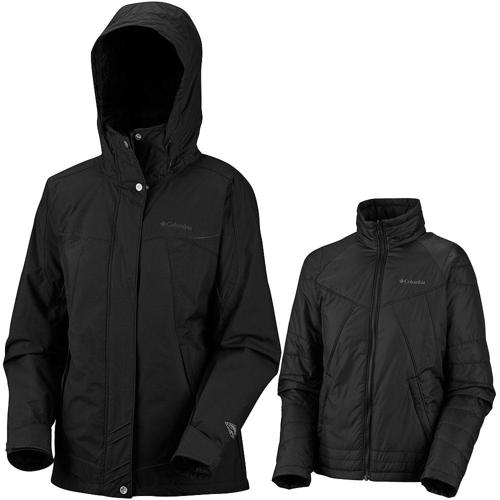 Columbia omni heat women jacket