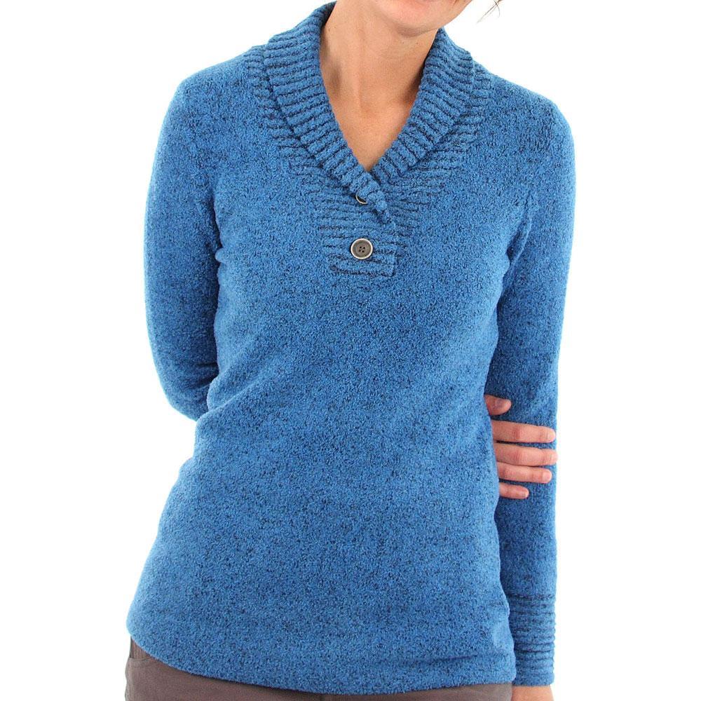 ExOfficio Vona Shawl Collar Sweater (Women's)   Peter Glenn
