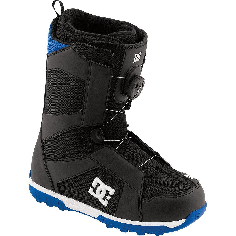 dc scout boa snowboard boots mens glenn