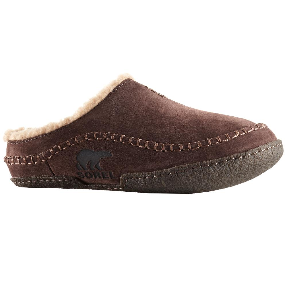 Sorel FALCON RIDGE - Slippers - bark fal0TkA