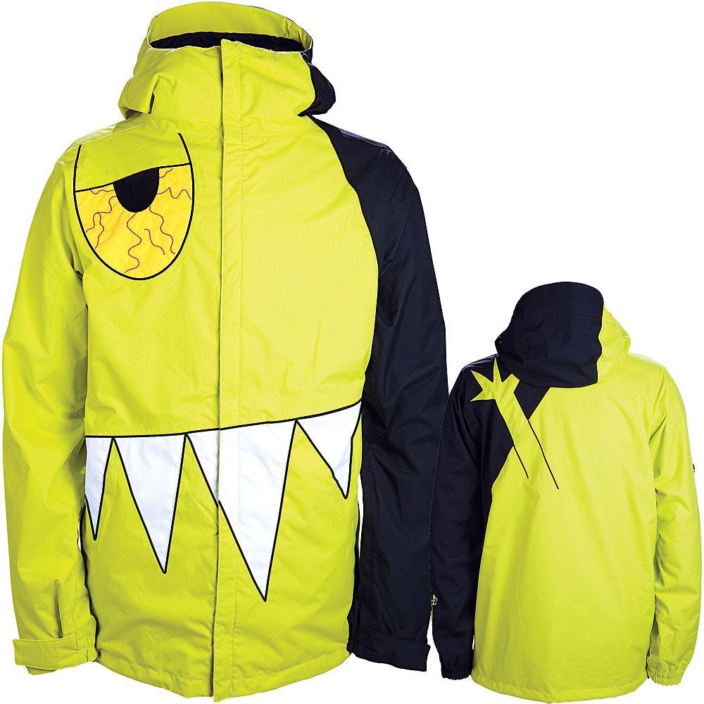 313821d9c 686 Snaggle Tooth Senior Snowboard Jacket (Men s)