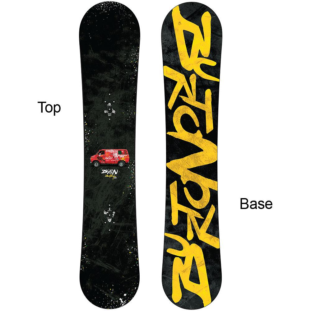 Bulletproof Snowboarding Details