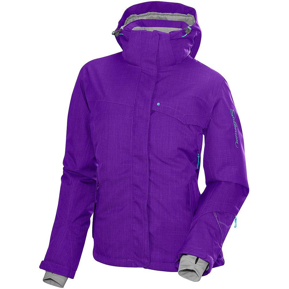 Salomon Fantasy Ski Insulated Jacket Women S Peter Glenn