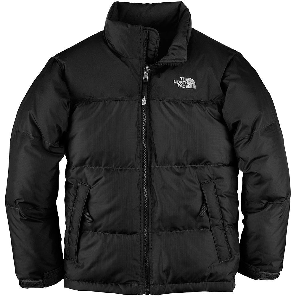 the north face nuptse down jacket boys 39 peter glenn. Black Bedroom Furniture Sets. Home Design Ideas