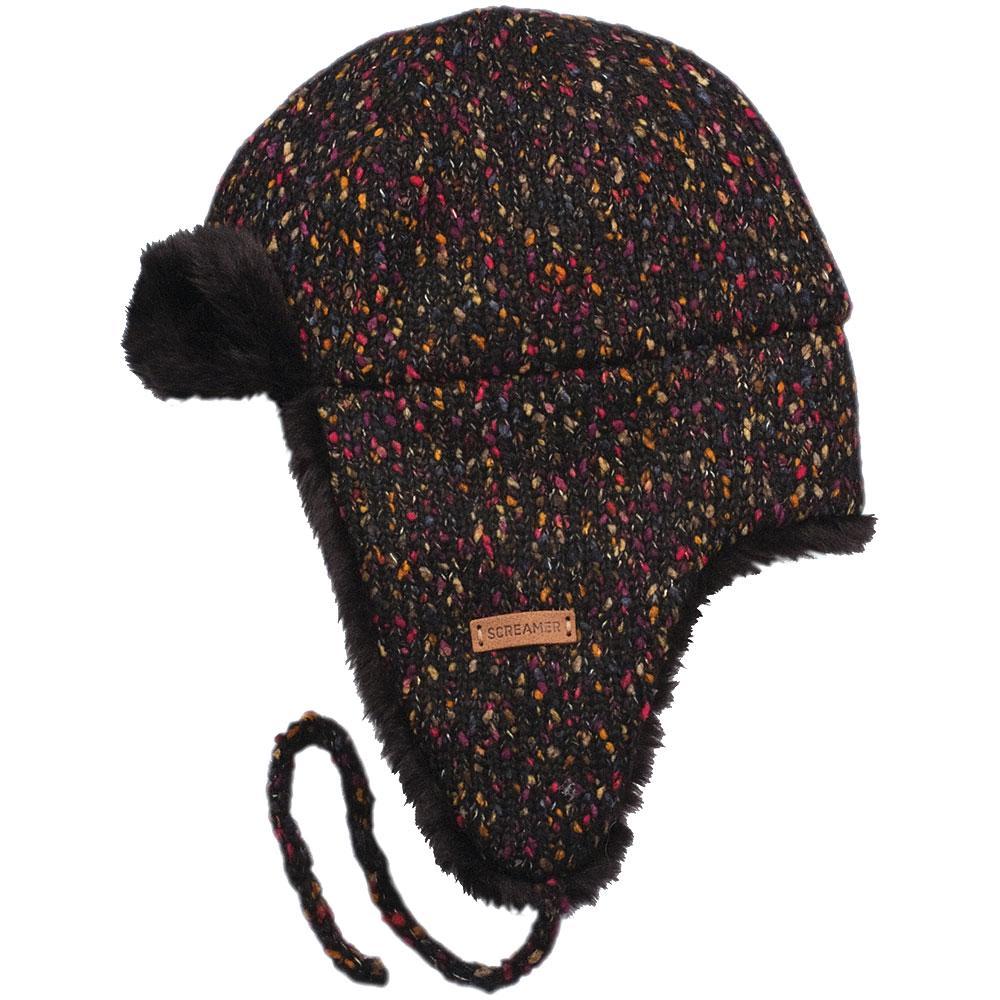 f59459ef516cd4 Screamer Overcast Knit Trapper Hat (Women's) | Peter Glenn