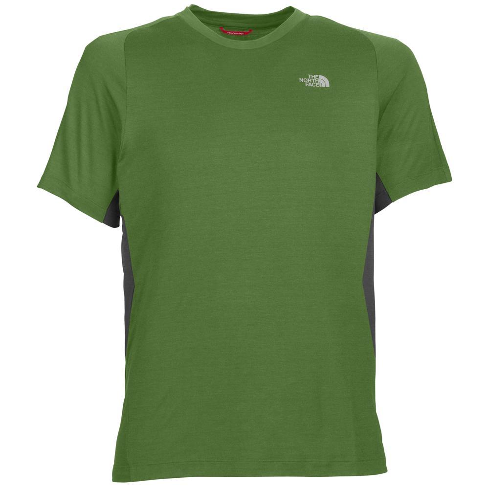 The north face short sleeve pantoll t shirt men 39 s for The north face short sleeve shirt
